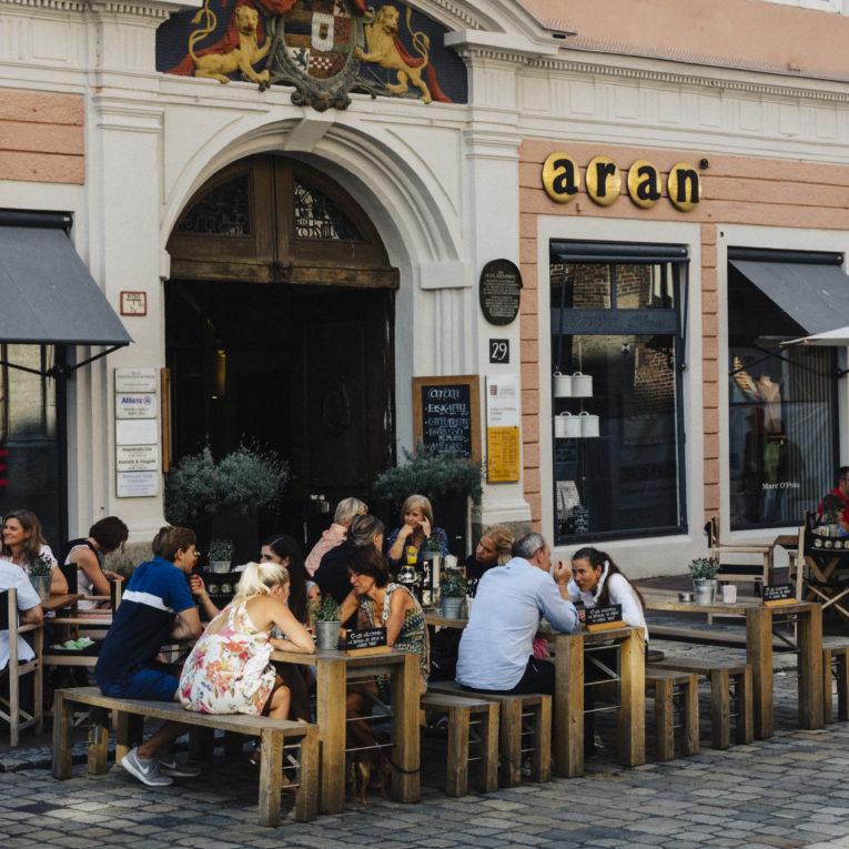 Aran - Standort Landshut
